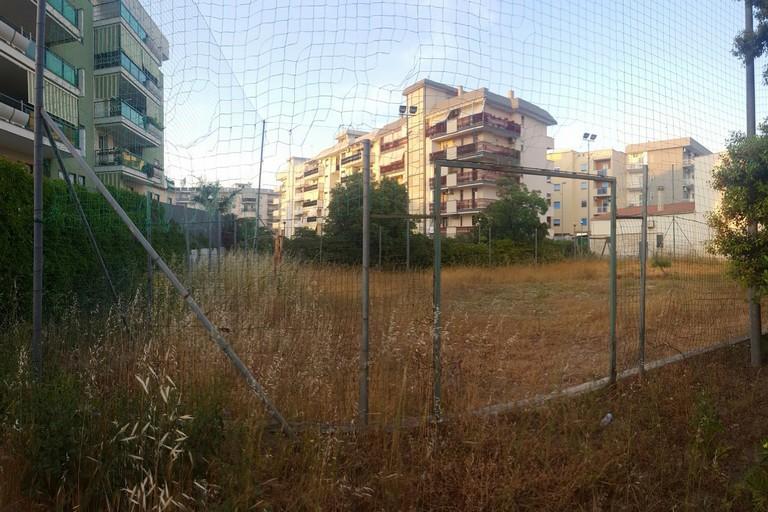 Area sportiva via del Gesu