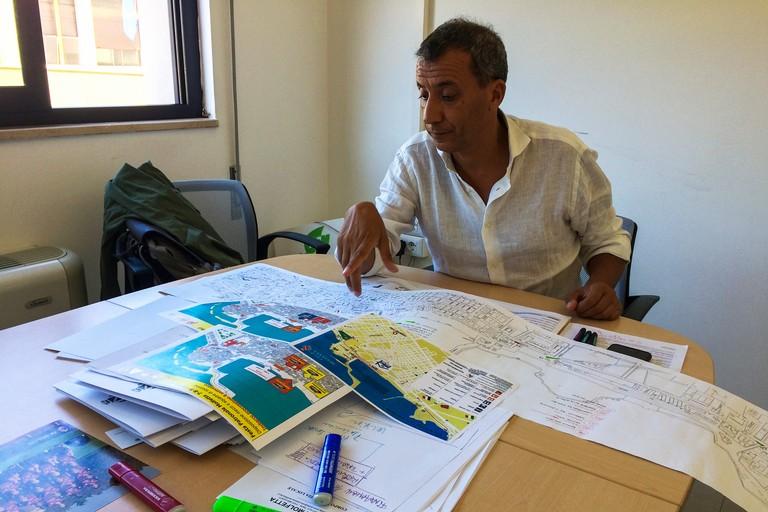 Mancini: «Nessuna fermata soppressa e niente chiusura al traffico su Corso Dante»