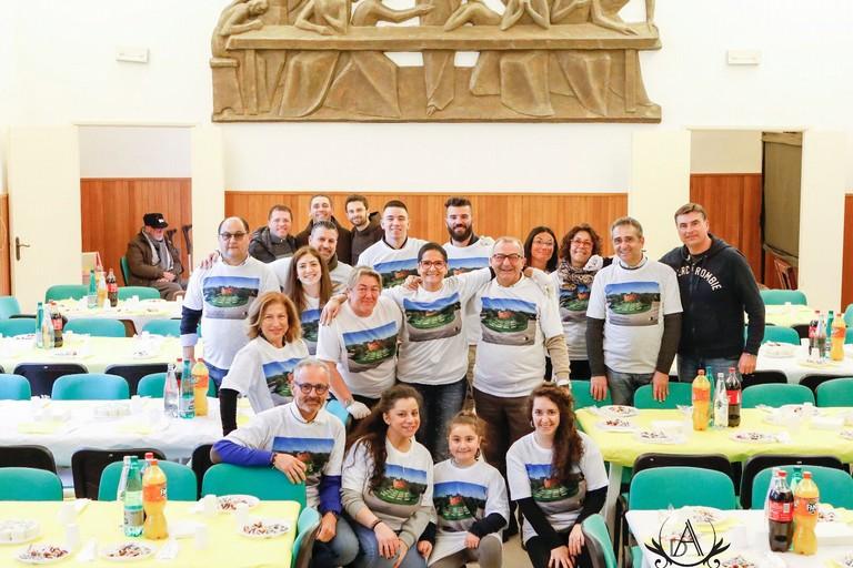 Associazione imprenditori pranzo di beneficenza