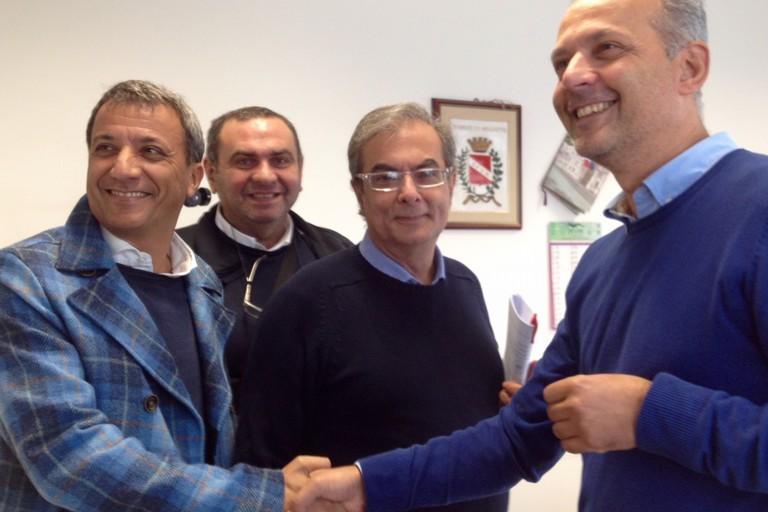 Avvicendamento tra Mancini e Ancona in Giunta