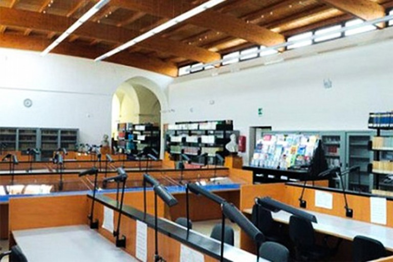 Biblioteca G Panunzio