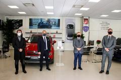 La Fiat torna a Putignano, nuova sede vendita del Gruppo Totorizzo