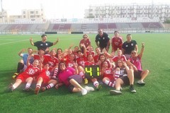 La Molfetta Calcio femminile chiude con una vittoria la prima storica stagione