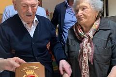 Molfetta festeggia i 100 anni di nonno Gioacchino Scarpa