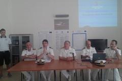 Gaurdia Costiera, il Capitano Albino si insedia a Molfetta: LE FOTO