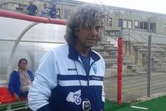 Francesco Camerino sulla panchina della Molfetta Sportiva