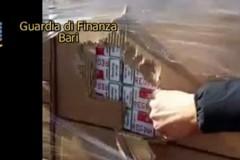 Sequestrate 7,5 tonnellate di tabacchi lavorati esteri. Arrestati due bulgari. IL VIDEO