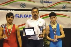 Polisportiva Libertas Molfetta: due Argenti al Campionato Italiano Esordienti di Lotta Stile Libero