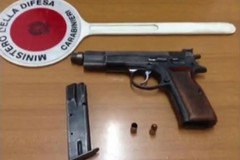 Uccide un pitbull a colpi di pistola, arrestato un 59enne di Molfetta