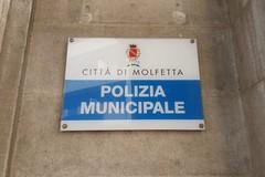 La Polizia Locale di Molfetta emette 2.133 verbali da luglio a settembre