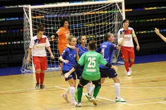 Futsal Molfetta, pari contro il Conversano