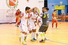 Le Aquile Molfetta ottengono la prima storica vittoria in Serie A2