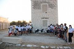 Clean-up al Gavetone per 2hands Molfetta: raccolti 200 kg di rifiuti
