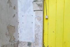 Atto vandalico al bene confiscato di via Arco Catecombe