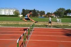 Pasquale di Terlizzi nella rappresentativa pugliese under14 di atletica leggera