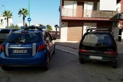 Fiat Seicento rubata a Molfetta ritrovata a Terlizzi