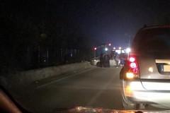 Scontro sula strada provinciale per Ruvo: tre auto coinvolte