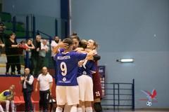 Tutto facile per il Futsal Molfetta, goleada al Grottaglie