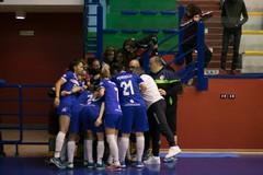 Futsal Molfetta a valanga sulla Sangiovannese: è secondo posto