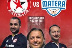 L'Estrelas Molfetta pronta alla gara decisiva contro Matera