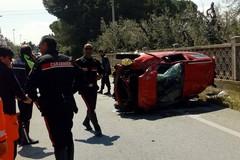 Un morto nell'incidente sulla strada che collega Molfetta a Terlizzi
