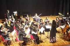"""L'orchestra """"Gabriella Cipriani"""" al Traetta Opera Festival di Bitonto"""