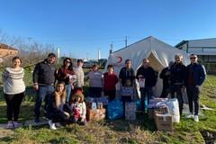 Fondi e beni raccolti a Molfetta, con Rotary e Rotaract in Albania per le vittime del sisma