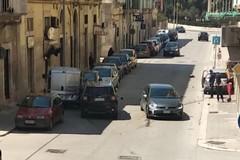 Brutto incidente in via Fiorino. Grande spavento nel centro di Molfetta