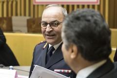 Comandante Gadaleta dopo l'incidente: «Grazie a tutti quelli che mi sono stati vicini»