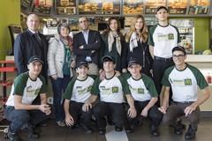 """Alternanza scuola-lavoro, al via il progetto tra McDonald's e istituto """"Mons. Bello""""- IL VIDEO"""