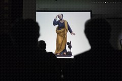 Con gli occhi di Giulio Cozzoli: spettacolo intimista sulla vita dell'artista molfettese