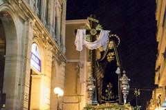 Maltempo, la processione dell'Addolorata rinviata a domani