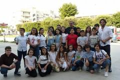 """""""A tu per tu"""" con il sindaco Tommaso Minervini, intervistato da 25 alunni delle scuole di Molfetta"""