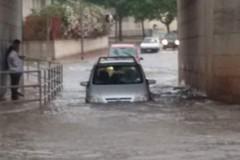 Bomba d'acqua su Molfetta, il day after