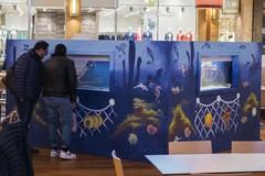 Il Gran Shopping Mongolfiera di Molfetta celebra il mare