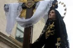 Alle 17 la processione dell'Addolorata