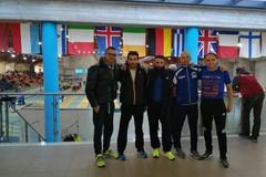 Mario Ortelli porta l'Aden Molfetta sul tetto d'Italia