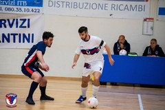 Anche Alessio Murolo giocherà ancora nel Futsal Terlizzi