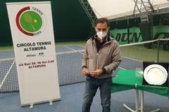 """""""Memorial Cappiello"""", primo posto per gli Amatori Tennis Molfetta"""
