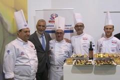L'associazione Cuochi Baresi ambasciatrice del made in Italy a Madrid