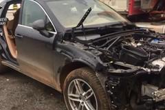 Furti di auto e mezzi pesanti a Molfetta, i resti rinvenuti ad Andria