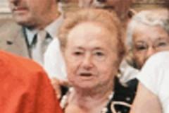Molfetta dice addio alla Signora Anna Binetti
