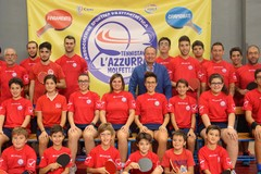 Tennistavolo L'Azzurro Molfetta, al via i campionati