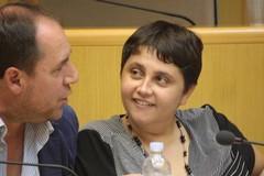 Comunali 2022 a Molfetta: Paola Natalicchio e Bepi Maralfa di nuovo insieme?