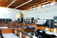 Biblioteca comunale di Molfetta: dal 29 aprile provvisoriamente nell'ex palazzo Tributi