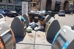 Avarie all'impianto rifiuti di Bari. Possibili disagi a Molfetta
