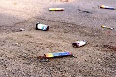 Scatta la mezzanotte: Molfetta esplode con i botti