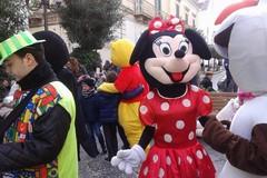 Il Carnevale in Piazza Paradiso a Molfetta