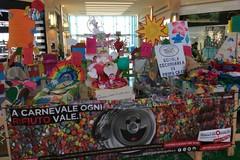 Oggi 300 bambini in sfilata con carrelli eco-allegorici al Gran Shopping Mongolfiera di Molfetta