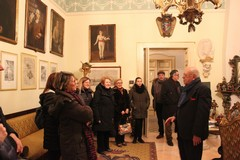 """Il Maestro Galliani presenta """"Leonardesca"""" a Casa Poli"""